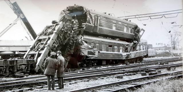 Крушение на станции Користовка