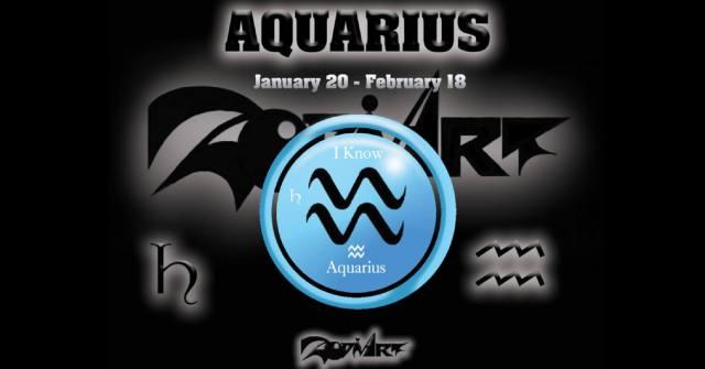 Водолей — гороскоп на февраль