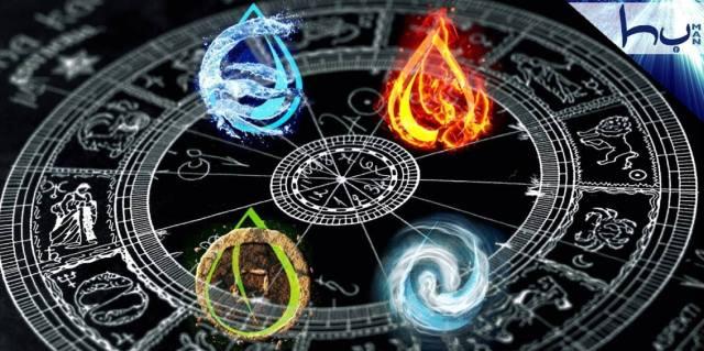 Гадание астрологических стихий по знакам Зодиака!