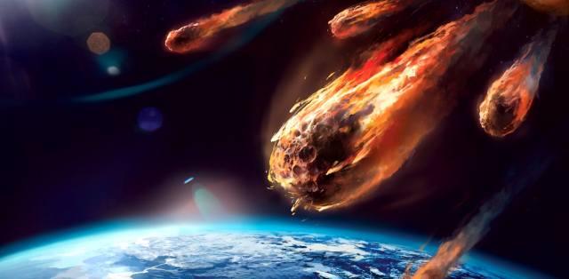 Астероидная опасность как глобальная проблема