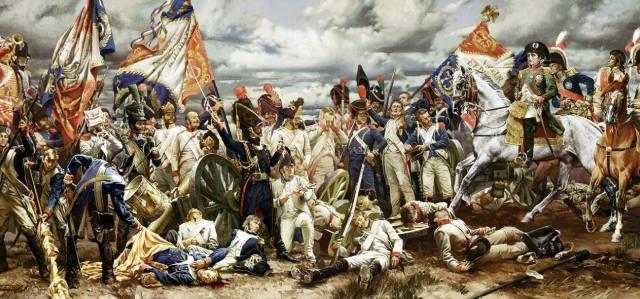 Предатели в сражении при Аустерлице
