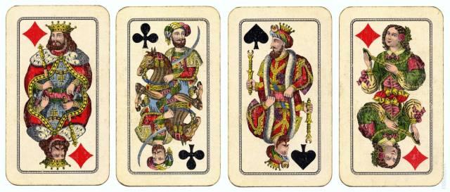 Что значит символика игральных карт?