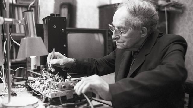Лев Термен и его изобретения