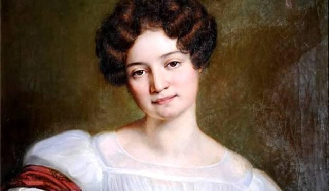 Мария Волконская: Жена декабриста