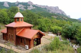 Фото: Кизилташский Стефановский монастырь, интересные факты