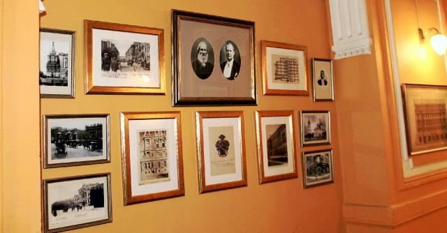 Отцы-основатели дома Елисеева