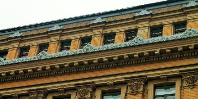 Мансардный этаж дома Елисеева