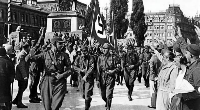 Хорст Вессель — автор нацистского марша