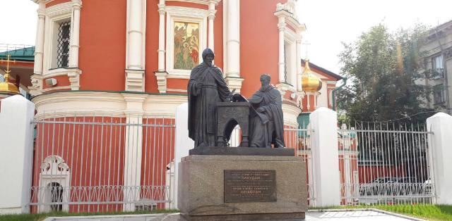 Братья Лихуды — вклад в культуру России