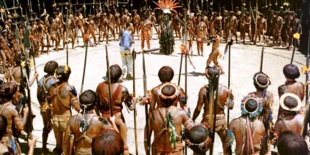 Племя индейцев пемоны: Укротители ягуаров