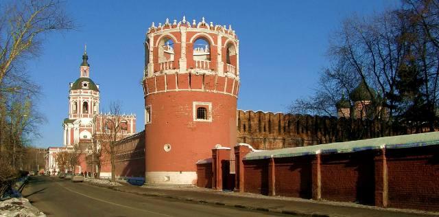 Донской монастырь — истории обители
