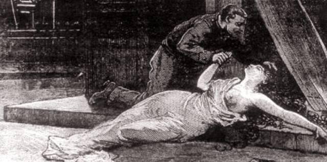 Сержант Франсуа Бертран: Вампир с Монпарнаса