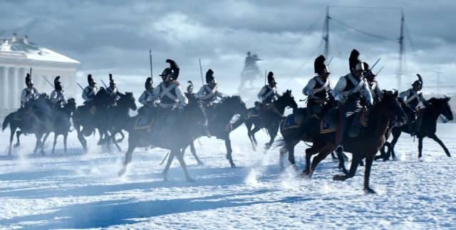 Восстание декабристов — бессмысленный дворянский бунт 1825 года