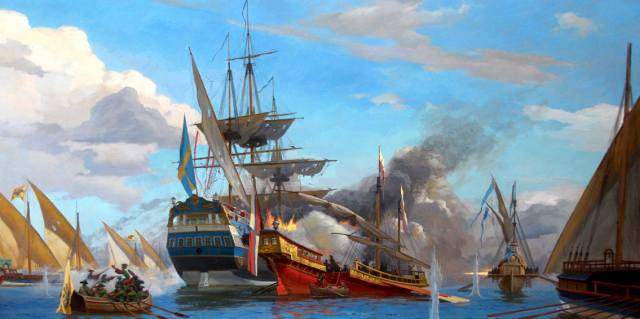 Гангутское сражение — интересные факты
