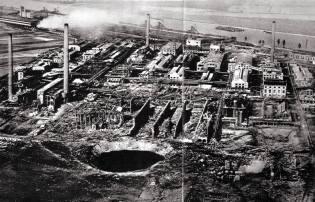 Фото: взрыв на заводе в Оппау — интересные факты