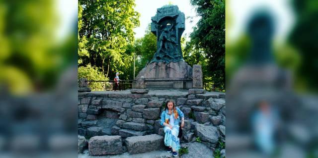 Памятник миноносцу Стерегущей