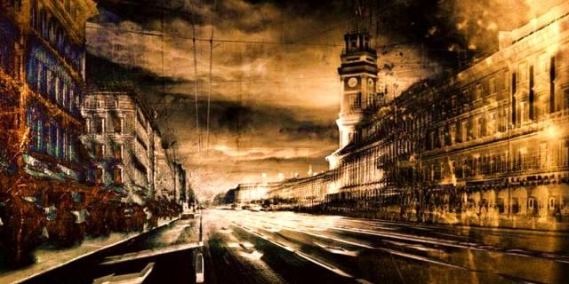 Фото: мистический Петербург — интересные факты