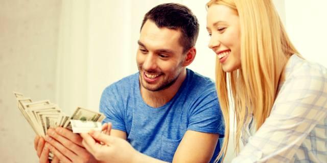 Как сделать, чтобы муж приносил домой деньги?