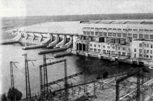 Фото: Нижне-Свирская ГЭС — интересные факты