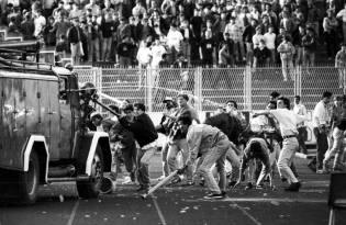 Фото: матч ненависти в Югославии, интересные факты