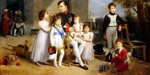 Почему родные Наполеона предали императора?