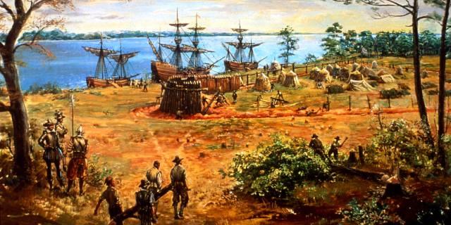 Джон Смит: Кто основал первое английское поселение в Америке?