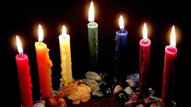 Магические ритуалы со свечами