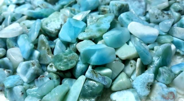 Камень ларимар — магические свойства, кому подходит