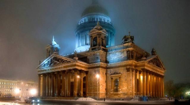 Мистика петербургских храмов