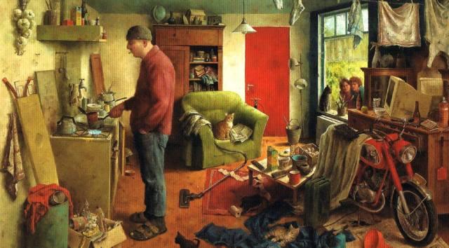 Талисманы от беспорядка и бардака в доме