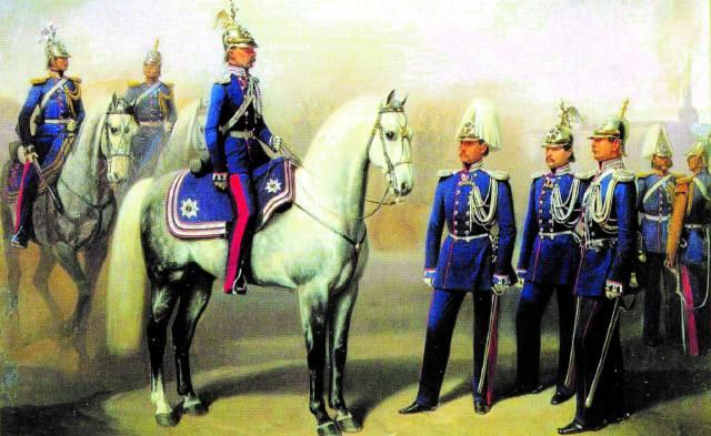 Отдельный корпус жандармов Российской империи