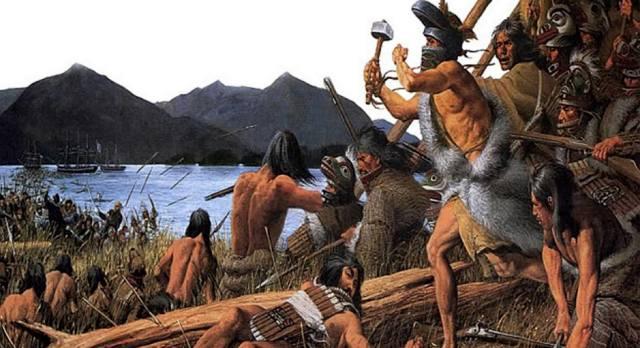 Русско-индейская война с тлинкитами на Аляске