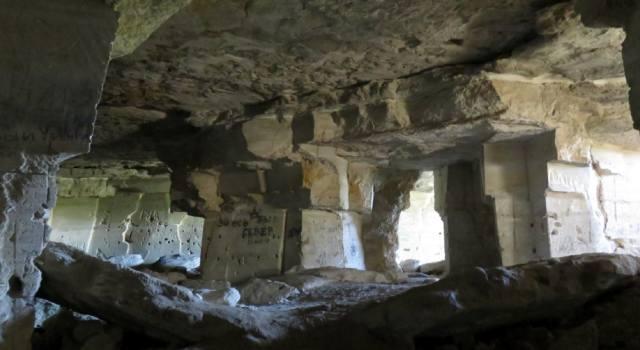 Каменоломни Крыма