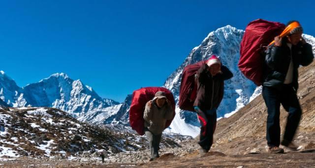 Кто такие шерпы: Тайные герои Эвереста