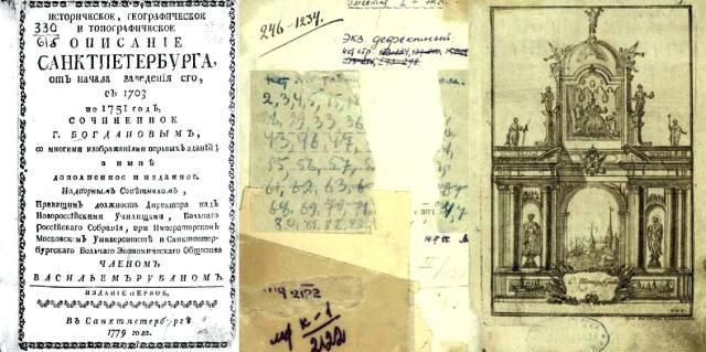 Описание Санкт-Петербурга (А.И. Богданов)