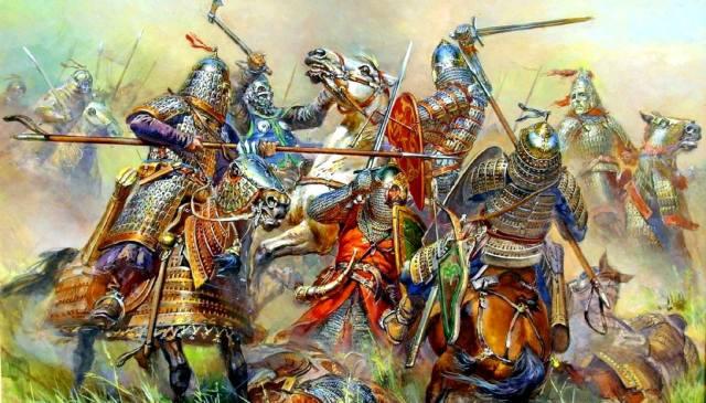 Кто такие найманы — основа войска Чингисхана?