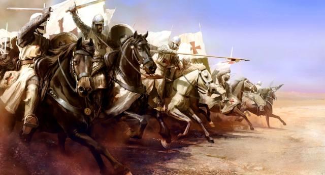 Крестовые походы — зачем они были нужны?