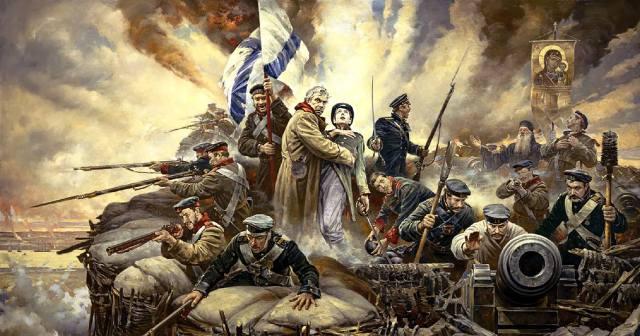 Крымская война 1853-1856 — причины