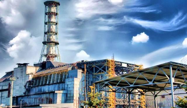 Чернобыль — авария, ликвидация, эвакуация