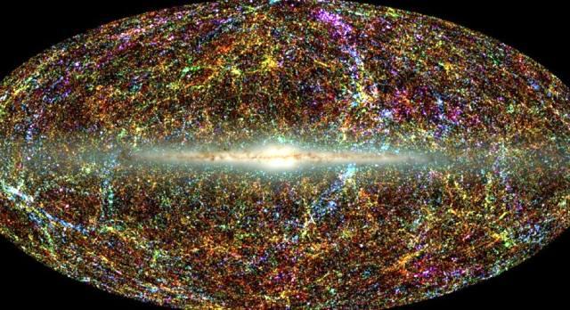 Метагалактика и Вселенная — границы мироздания