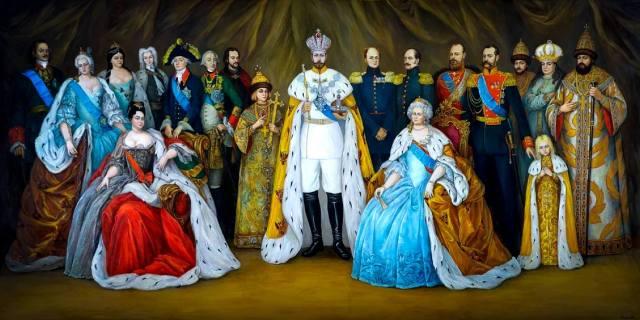 Кем были предки династии Романовых?