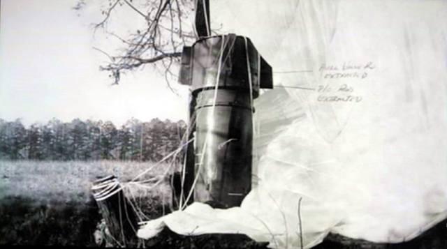 Авиакатастрофа под Голдсборо: Как США потеряли ядерные бомбы