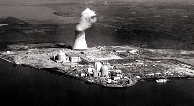 Три-Майл-Айленл — крупнейшая авария на АЭС в США