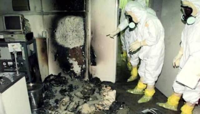 Крупнейшие аварии на ядерных объектах