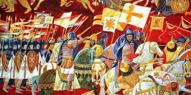 Почему русские князья не участвовали в крестовых походах?