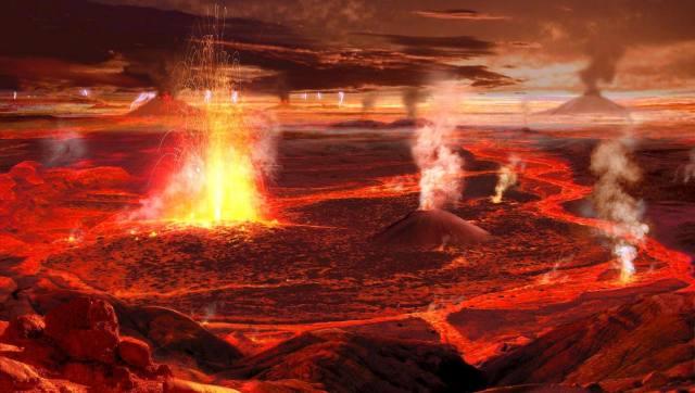 Великое Пермское вымирание — причины