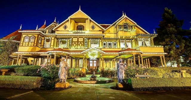 Дом Винчестеров в Америке — история