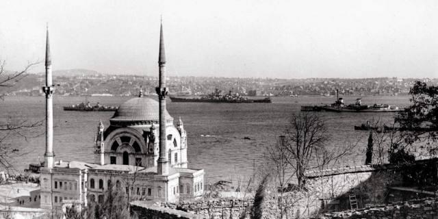 Как Сталин хотел овладеть проливами Босфор и Дарданеллы?
