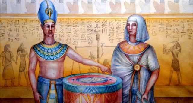 Шашки — история происхождения