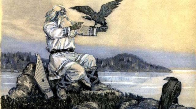 Эпос Калевала — история создания
